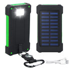 Hot 3000000mAh Best Solar Power Bank 2USB  Portable Polymer Battery Pack Charger