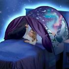 Kids Dream Bed Tents Children Fantasy Night Sleeping Fordable