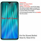 Tempered Glass Screen Protector For Xiaomi Redmi Note 9S 9 8 7 6 5 Pro / 9 8A 7A