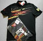 Ferrari Polo Shirt Fernando Alonso PUMA Official Product Small