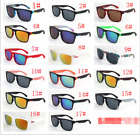 With Box 17 Colors Stylish Men Women Unisex Outdoor Sunglasses UV400