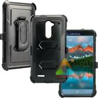 For ZTE ZMAX Pro Grand X Max 2 Max Duo Imperial Max Cover Case Shockproof Rugged