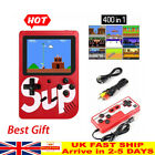 Uk Sup Retro Mini Handheld Video Game Console Gameboy Built-in 400 Classic Games