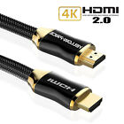 4k Ultra Uhd Hdmi 2.0 Cable 2160p 3d Led Hdtv Hdr 18gbps 120hz Hdcp 2.2 Ps4 Xbox