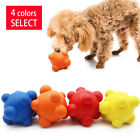 Dog Toothbrush Toys Pet Dog Training Toy Ball Indestructible Solid Rubber Ball