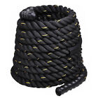 40FT 30FT Poly Dacron Battle Rope Exercise Workout Strength Training Undulation