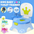 Portable Potty Training Toilet Seat Chair For Kids Baby Toddler Stool Bathroom