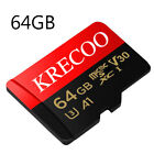 Super Micro SD Card 64GB 128GB 256GB TF Card Class 10 for Smartphones & Tablets