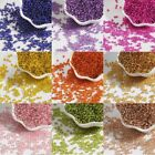 Wholesale 2-4mm Czech Glass Seed Spacer Beads Bracelet Necklace Jewelry Making#