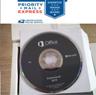 [Sealed Physical Product]Microsoft Office 2019 Professional Plus Key/DVD+Card