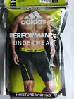 Adidas Climalite Moisture Wicking Performance Underwear New Men Sizes