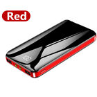 3000000mAh Portable Power Bank 2USB External Battery Backup Charger For Phone US