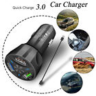 Universal Car Charger Fast Charge Adapter For DJI MAVIC Mini Drone 3A Port Cable