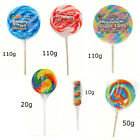 Large Lollipop Candy Baby Shower Birthday Giant Lollies Party Bag Filler Xmas Uk