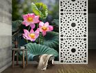 3D Beautiful Lotus ZHUA7981 Wallpaper Wall Murals Removable Self-adhesive Zoe