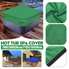 NEW Hot Tub Spa Cover Cap Guard Waterproof Dust Protector Harsh Weather 2
