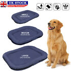 Oxford Cloth Dog Bed Removable Zipped Cover Washable Pet Cat Cushion Mattress
