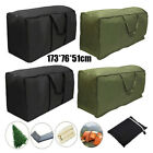 Christmas Tree Zip Up Storage Bag For Up To 7ft-9ft Trees Decoration Sack 173CM