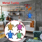 Turtle Wall Art Sea Life Metal Wall Decoration Hanging Garden Home Ornament UK