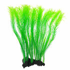 Fake Aquatics Plants Decorative Easy to Clean  Plastic Useful for Aquarium