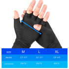 Copper Arthritis Compression Infused Gloves Hand Joint Carpal Tunnel Support