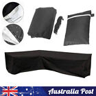 Waterproof Outdoor Lounge Chair Cover Anti-dust Garden Patio Furniture Protector