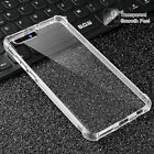 For Huawei Honor 10 9 8 Lite 7X 6X 6A 5X Clear Shockproof Slim TPU Cover Case