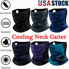 Face Mask Bandana Covering Neck Gaiter Scarf Breathable Balaclava with Loops Ear