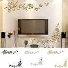 Removable Wall Stickers Art Home Decoration Living Room Mirror Sticker