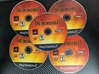 Assorted TESTED Playstation 2 (PS2) Games. Resurfaced & Tested Lot #3. You Pick!
