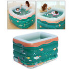 Inflatable Swimming Pool, Full-Sized Family Lounge Pool, Swimming Pool Above