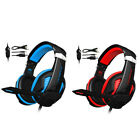 Over Ear Gaming Headset with MIC Headphones Surround Sound Volume Control