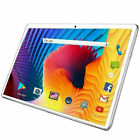 """10.1"""" 2.5d Wifi Tablet Pc Android 9.0 10 Core 8+128g Dual Sim Camera Phablet Usa"""