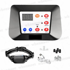 Wireless Electric Dog Fence Pet Containment System Shock Dogs 1/2/3 Collars