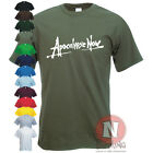 APOCALYPSE NOW tribute Vietnam war DVD t-shirt