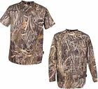 Jack Pyke Wild Trees Grass Camo Sleeve T-Shirt Hunting Carp Course Fishing