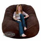 Bean Bag Chairs By Cozy Sack Premium XL 6 Cozy Foam Chair Factory Direct