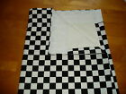 CUSTOM MADE - Blackout curtains - Chequered Fabric -