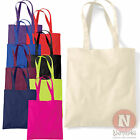 Tote shopping bag plain 100% cotton enviromental Westford Mill