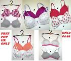 'Major High Street Store Bras (girls first bras) 10 COLOURS 28-38 AA-C FREE P&P