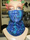 "NEW ""BUFF"" TOOB SCARF BANDANA BIKERS FACE MASK MULTI FUNCTIONS"
