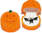 CHILD'S HALLOWEEN NECKLACE/EARRING+PUMPKIN BOX ~ 6 CHOICES ~ U PICK