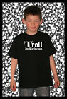 003B Kindershirt TShirt Lucky Fashion Troll im Wachstum