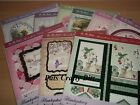 Hunkydory Adorable Scorable For The Ladies Topper & 2 A4 Blanks Various Designs