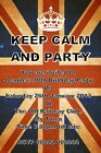 Personalised Birthday Party Invitations Keep Calm and Party 21st 30th 40th 50th