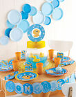 Baby Shower Lil Quack cups plates napkins tablecover favour bags decorations