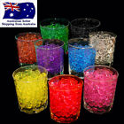 10g ~ 2kg Large Crystal Soil Water Beads Jelly Ball Vase Home Wedding Decoration