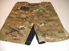 US ARMY INFANTRY COMBATANT MMA PT FIGHT STREET NEW CAMO BOARD SHORTS SIZE S- 4XL