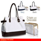 New baby fashion Nappy diaper bag (D type) Smart Multi-Purpose Pocket 3 color