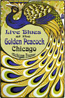 Blues Jazz Peacock Chicago Music Vintage Poster Night Club Ad Repro FREE S/H